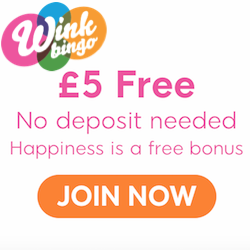 free bingo no deposit needed