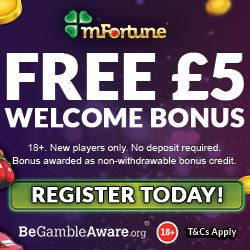 mFortune Bingo Slots